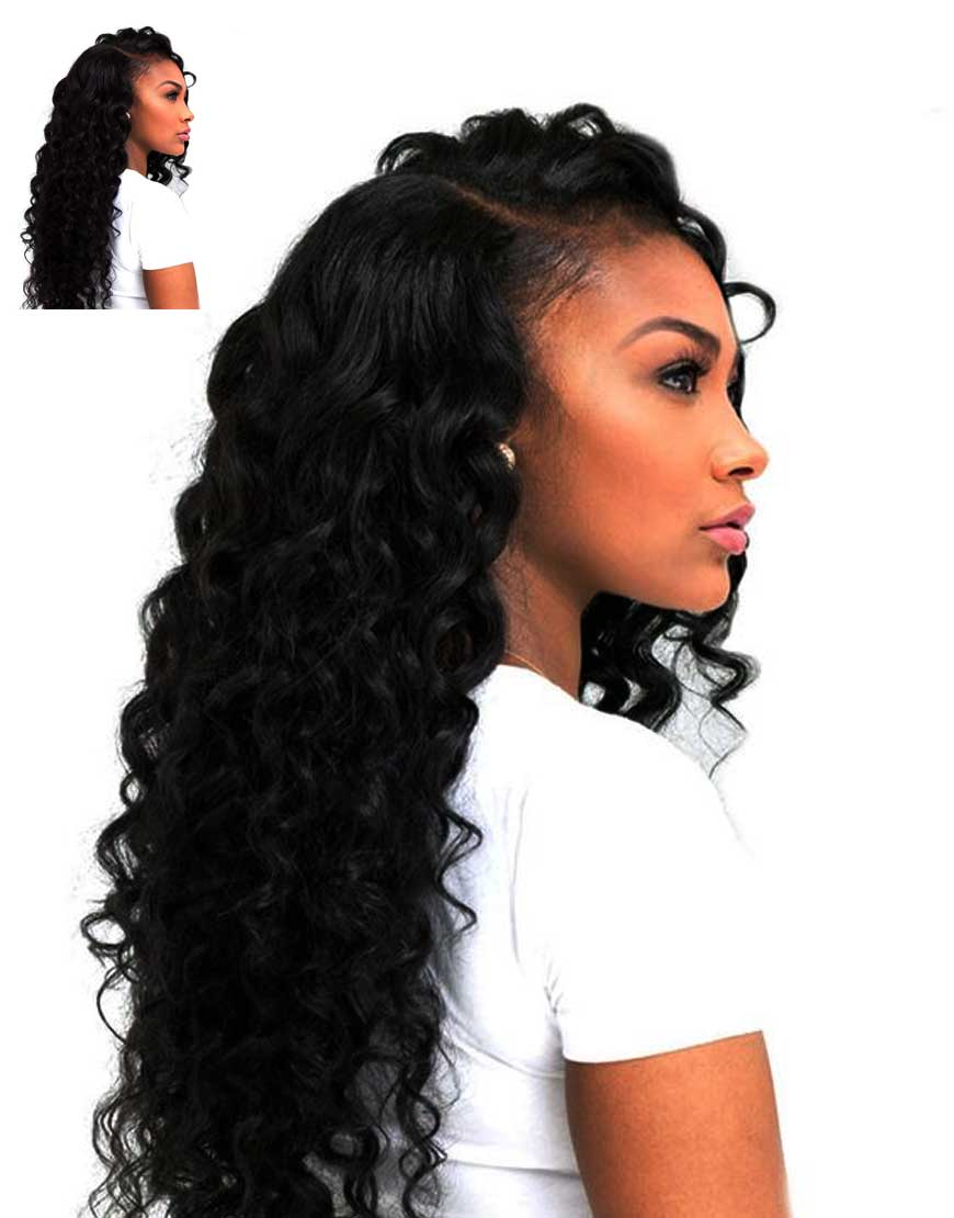South Asian Wavy Lolavita Hair Extensions Extensions Ombre And